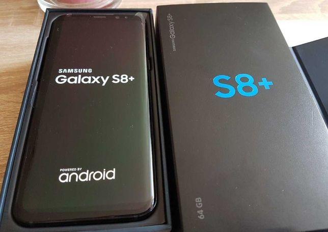Продам оригинал Samsung s8+ Plus -4G+ 6/64-гег -2 сим! Кам-25-андр-10