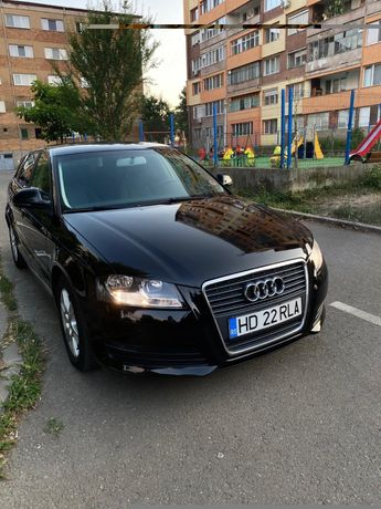 Audi a 3 2010 Euro 5