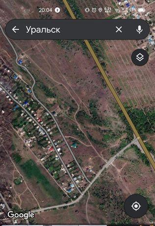 Продаётся земельный участок в Уральске