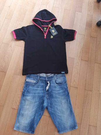Страхотен къс панталон John GALLIANO за 14 г.момче.Оригинален!
