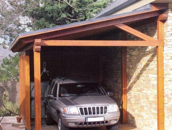 Веранди и дървени къщи