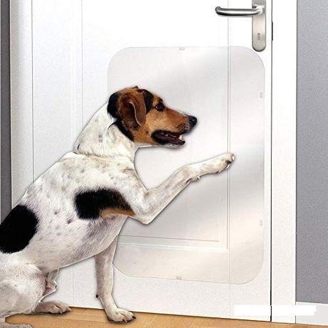 Протектор за врата. Предпазва от надраскване от домашни любимци.