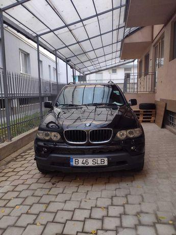 masina BMW x5 are motor diesel 2990cm³ model 2007