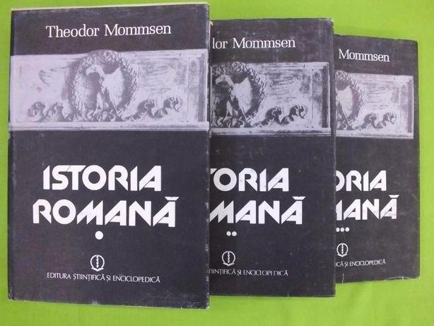 Istoria Romana - Theodor Mommsen-vol.2+3