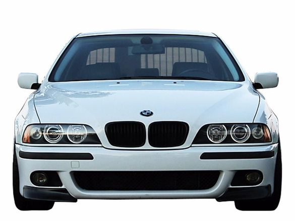 Сплитери (тунинг добавки) за предна М броня за BMW E39 / Бмв Е 39