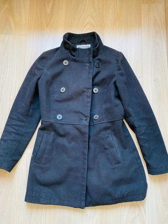 Черно палто Terranova