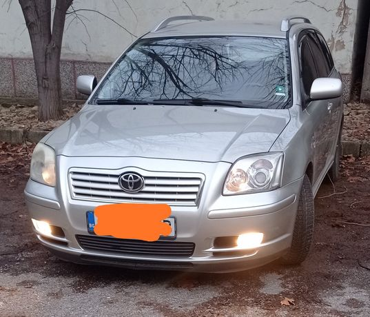 Toyota Avensis Д4Д 116 кс
