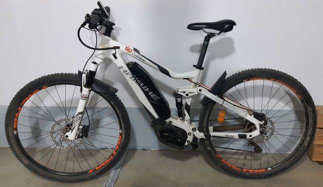 Bicicleta electrica Haibike sduro full nine 6.0 MTB E-BIKE - 571 km