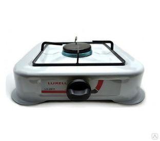 Газплита , газовая плита luxell 1 конфорка. Плитка газ переносная.