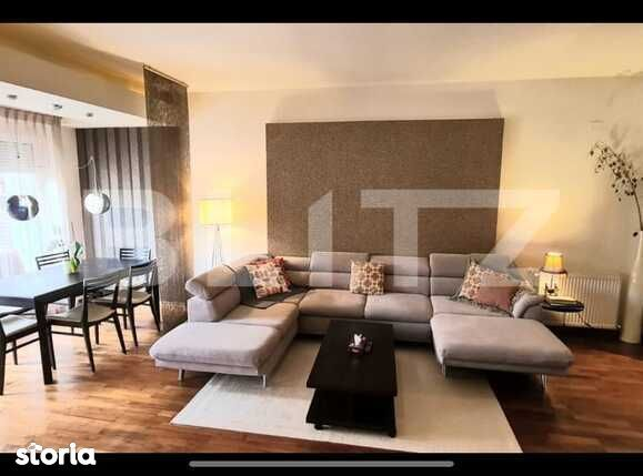Apartament 3 camere LUX, Nordul Capitalei