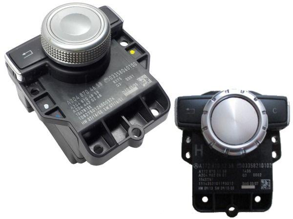 Kit reparatie buton controller media Mercedes-Benz W204 X204 W212