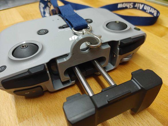 DJI Mavic Air 2 & Mini 2 планка / кука / за универсална връзка за врат