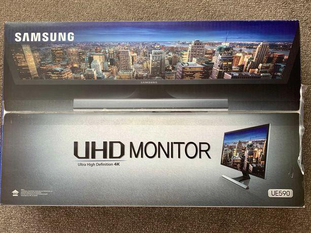 "Monitor Samsung UHD, 4K, 28"", FreeSync, PIP, Nou sigilat garantie"