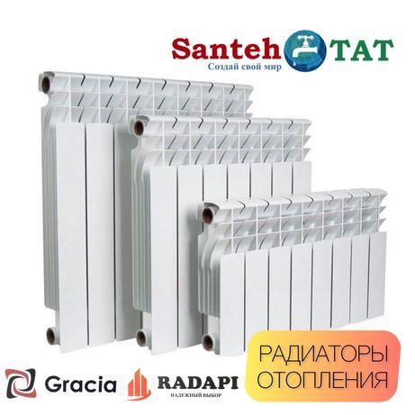 Радиаторы, коллекторы для теплого пола Алматы оптом