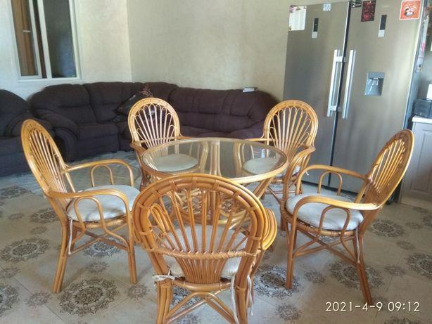 Продам ротанговую мебель