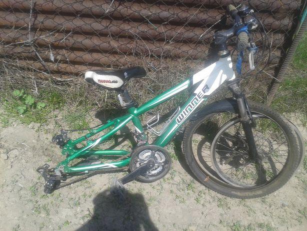 Подростковый велосипед Winner