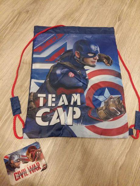 Rucsac marvel nou team cap
