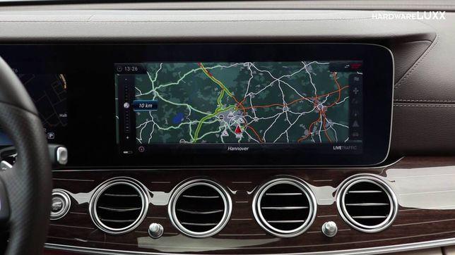 Mercedes Benz E Class W213 AUDIO 20 SD MAP 2019 V4 map A213 9061408