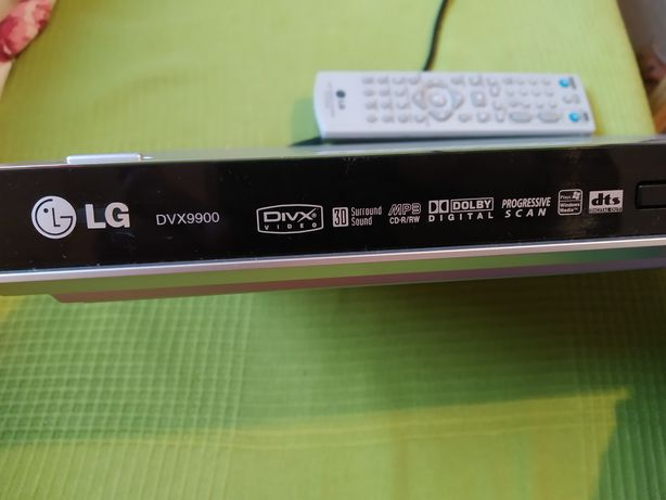 DVD Player LG complet