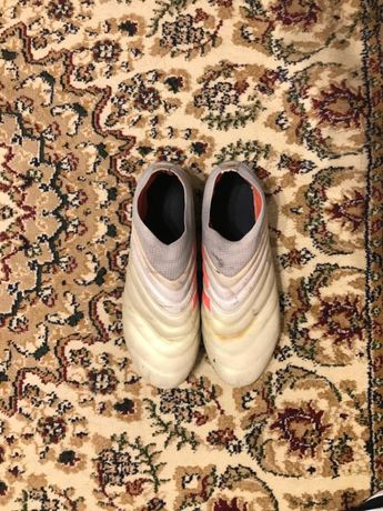 Adidas copa без шнурков