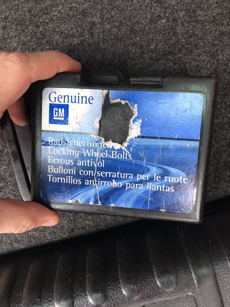 Antifurt original Opel GM Insignia schimb cu telefon