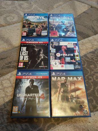 Jocuri PS4. Fac si schimb