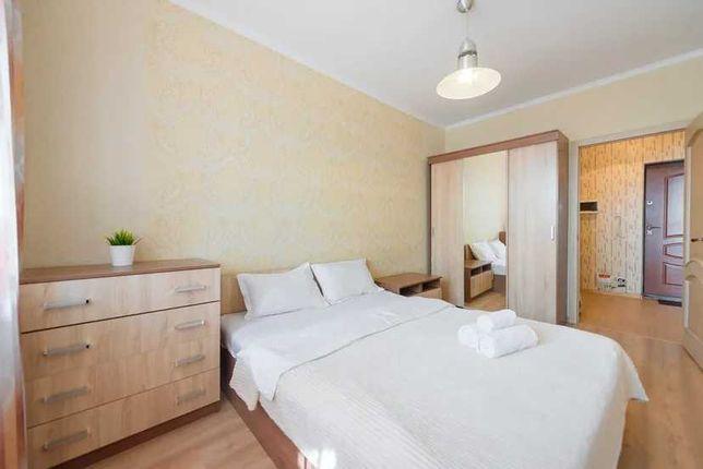 Уютная 2х комнатная квартира в ЖК Зодиак в верхней часте Алматы