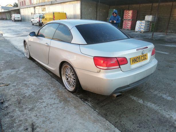 Decapotare BMW e93