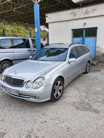 Мерцедесw W211 320cdi