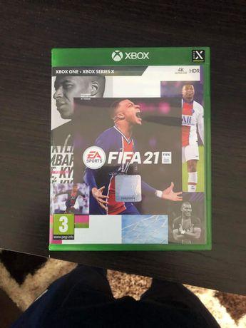 Fifa 2021 si 2019 Xbox One