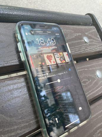 Айфон 11, 128 гб зеленый цвет, куплен 2 недели назад