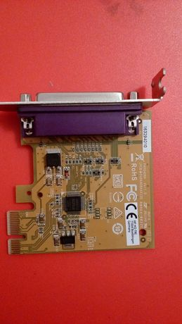 Placa pci port paralel
