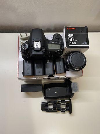 Canon 60 d Full