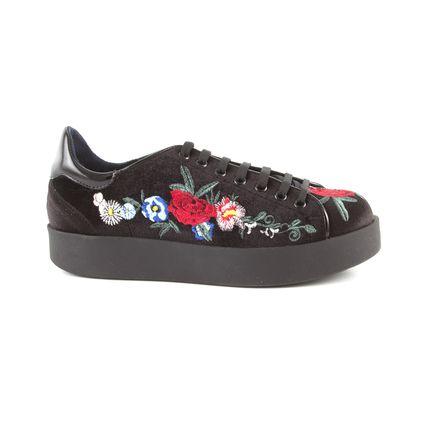 Pantofi ENZO BERTINI catifea 38