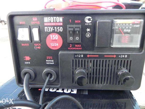 Robot de pornire / Redresor auto Foton 12V/24V 150A NOU