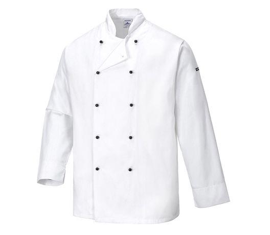 Jacheta CHEF, Tunică bucătar, Bluză bucătar, NOU!