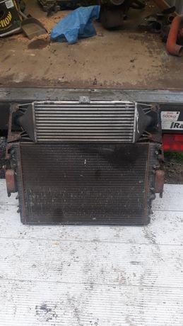 Radiator iveco daily