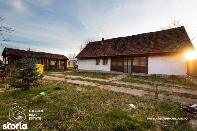 Casa 2 camere, localitatea Iratosu, 1438 mp