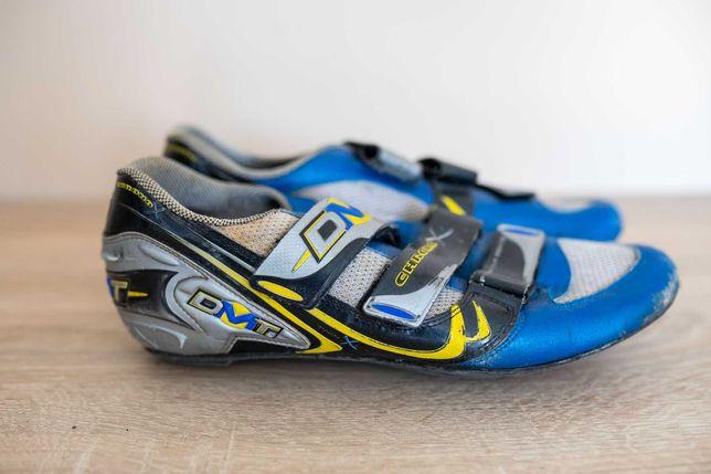 Pantofi ciclism de sosea DMT (SPD, LOOK, TIME compatibil)