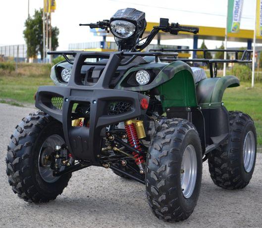 ATV AKP Hummer 150cc, Roti de 10 Nou cu garantie, Import Germania
