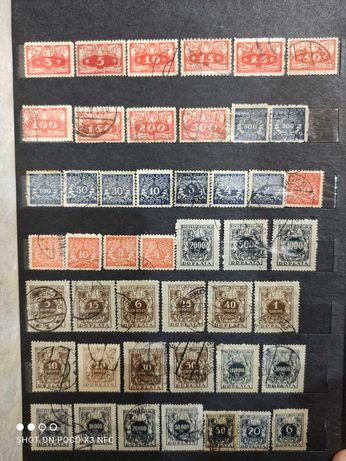Пощенски марки Полша 90 броя