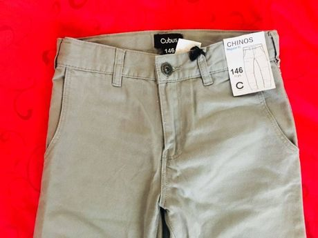 Нови панталони за ръст 146 см