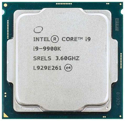 i9 9900k Intel процессор игровой рабочий Интел обмен i7 9700 i7 8700