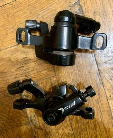 Set SPEED Etrieri Mecanici Frane Bicicleta
