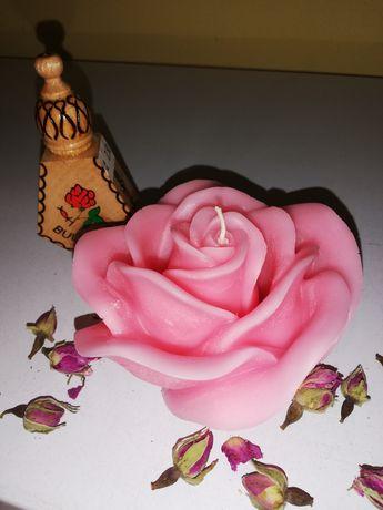 Ароматни  свещи (Роза)