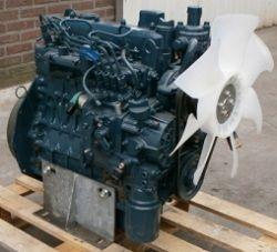 Motor Kubota V1505 non turbo complet