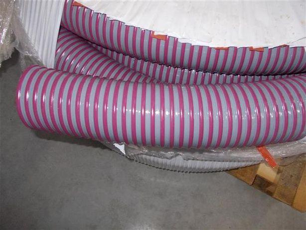Furtun aspiratie din PVC cu diametrul interior de 100 mm pentru vidanj