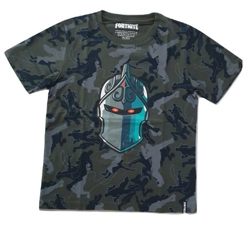 Tricou Fortnite ORIGINAL Black Knight, Camuflaj, 11-16 ani Epic Games