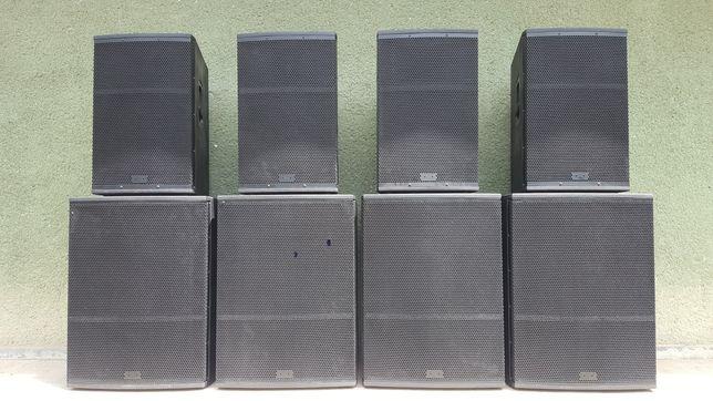 Sistem sonorizare 6000W cu procesare BOSE - club, plaja, evenimente