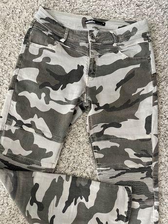 Exclusive Jeans Камуфлажен панталон